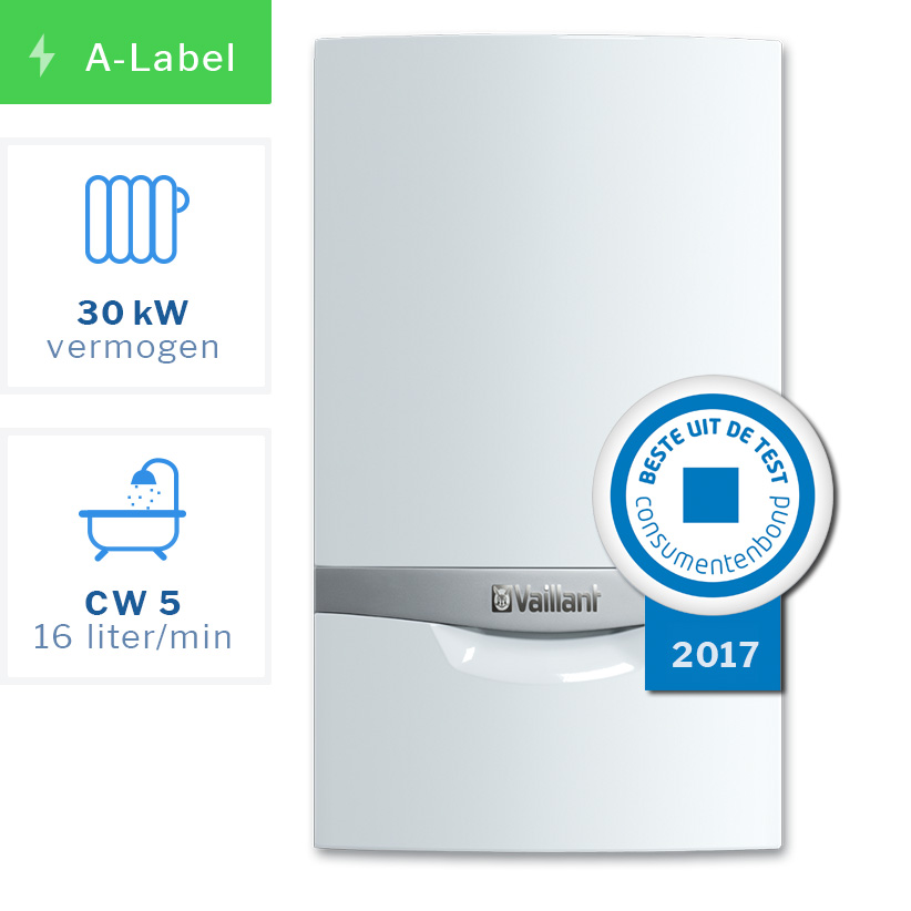 Vaillant ecoTEC Plus 30-34 CW5
